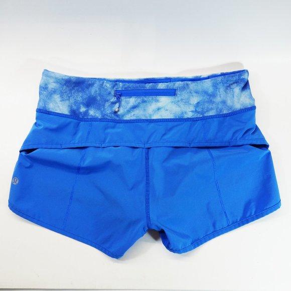 lululemon athletica Pants - ❌SOLD❌Lululemon Speed Up Short Dream Blue, 6